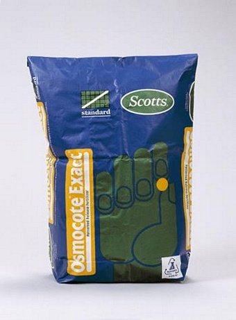 Osmocote Exact 15-9-11+MgO Standard 12-14mnth Fertilizer > Controlled Release