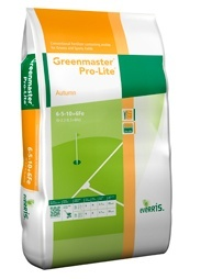 Greenmaster Pro-Lite Autumn Amenity Products > Turf Fertilizer - Fine