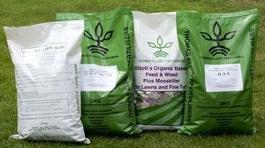 Autumn/Winter 3.6.8+4FE Mini Amenity Products > Turf Fertilizer - Outfield