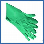 Nitrile Chemical Gauntlet Size 10