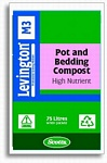 Levington M3 Pot/Bedding High Nutrient Compost