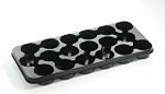 Pot Trays 18 x 9cm 418 5 per Danish Trolley Shelf