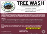 ASTON TREE WASH 5L