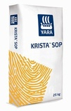 Soluble Sulphate of Potash Krista WS SOP 25kg